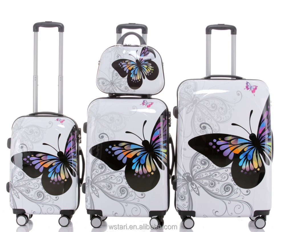 Butterfly Luggage Sets, Butterfly Luggage Sets Suppliers and ...