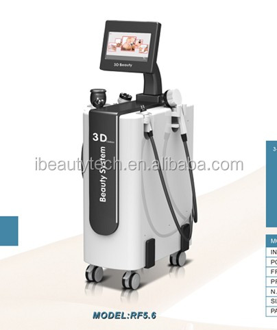 RF5.6 high radio frequency vacuum cavitation rf facial massage weight loss slimming beauty machine price