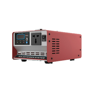China Manufacturer 400W Inverter With Solar Charge Controller