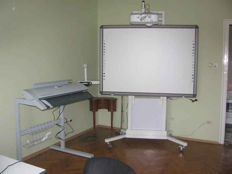 Modern Clrooms With Interactive Learning Technologies