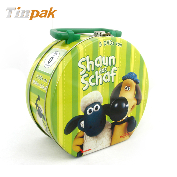china oem tin cans embossed lunchboxes for kids wholesale
