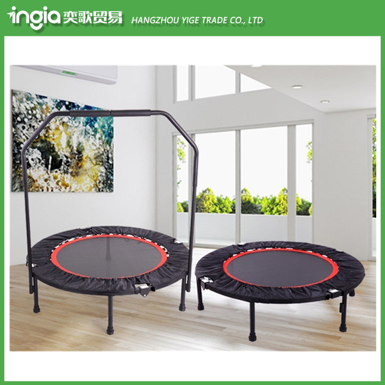 Indoor Professional Folding Fitness Adults Children Mini Bungee Trampoline