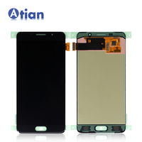 Display LCD para Samsung A5 2016 Touch Screen Display Substituição Assembly para Samsung Galaxy para A5 2016 A510F Digitalizador