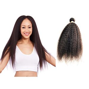 virgin indian remy hair yaki 10 inches 6x6 closure natural wave