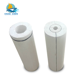 best price calcium silicate pipe/ calcium silicate