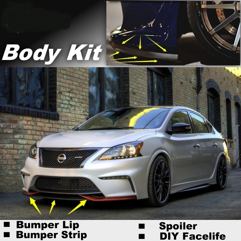 Bumper Lip Deflector Lips For Nissan Sentra Sylphy Pulsar Sedan Front Spoiler Skirt For Topgear Fans Body Kit Wing Strip Skirt Spoiler Skirt Front Spoilerfront Lip Nissan Aliexpress Edmunds also has nissan sentra pricing, mpg, specs, pictures, safety features, consumer reviews and more. www aliexpress com