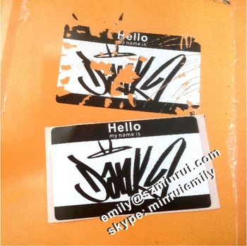 Custom Xcm Eggshell Blank StickersBreakable Graffiti Name - Graffiti custom vinyl stickers