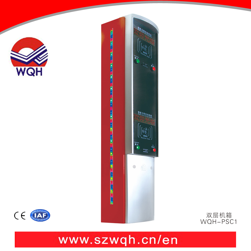 Parking Ticket Dispenser Car Park Pay and Display Machines with Controller Board popular in Dubai and India