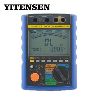 Yitensen 3125 Auto Power-off Insulation Tester Megger Price - Buy  Insulation Tester,Megger Insulation Tester,Insulation Tester Megger Price  Product on
