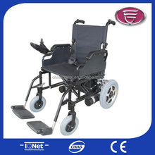 Disabled electric wheelchair motor/cheap lab electric wheel chair/new folding powered wheelchairs