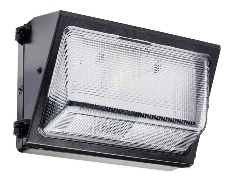 Ul And Dlc Led Wall Pack Light Fixtures For Building Perimeter And ...