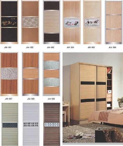 Round Sliding Door Design: Wardrobe Sliding Door Design-in Doors From Home