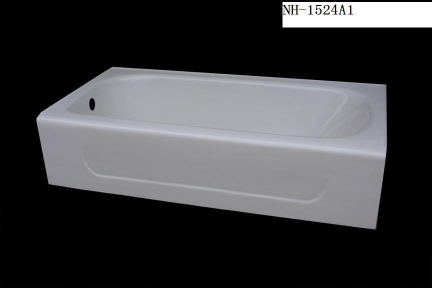 Bathroom Used Dog Grooming Bathtub Apron Cast Iron Tub Bathtub Price ...