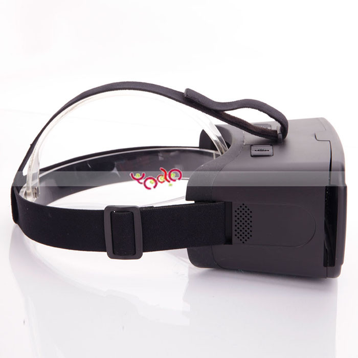Free Sample 3D VR BOX 3.0 Virtual Reality 3D Glasses for Smart Phones