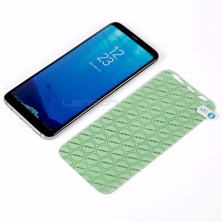 Explosionproof Nano Screen Protector For Samsung Galaxy S8, S8 Screen Protector