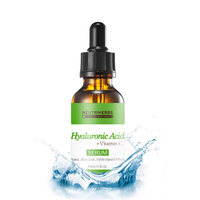 Beauty product anti-wrinkle serum collagen placenta and hyaluronic acid ageless instantly VC serum
