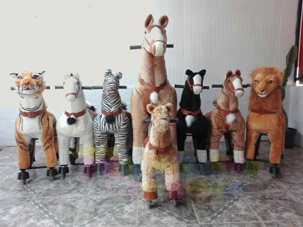 A buon mercato CE/EN71 bello meccanico cavallo pony per i bambini cavallo a dondolo per la vendita