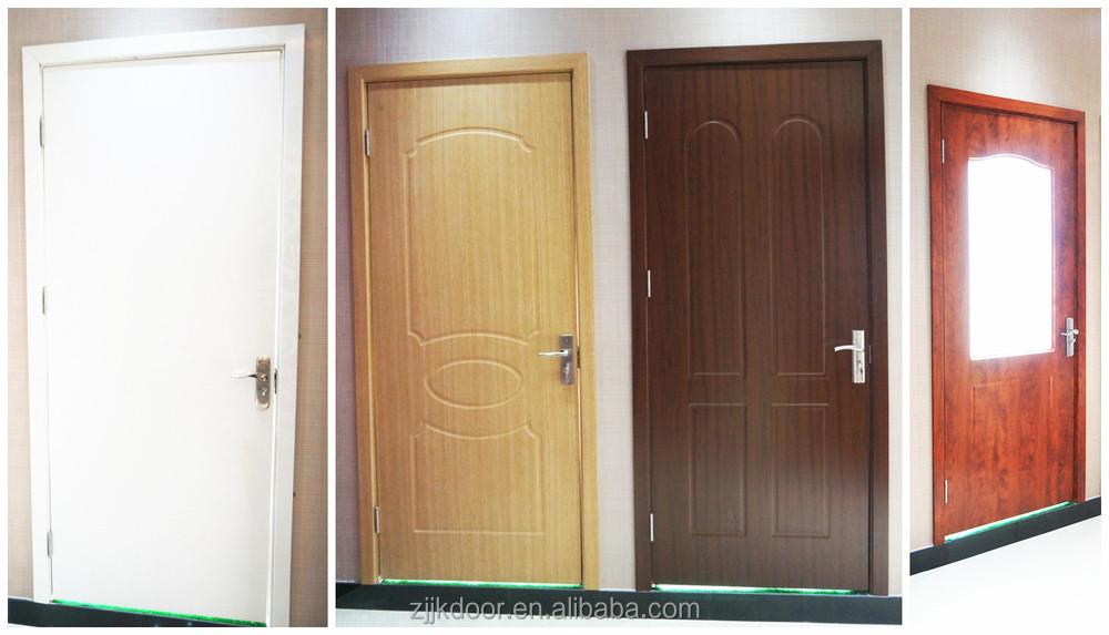 Jiekai p9063 wooden louvered doors french patio doors for Solid wood patio doors