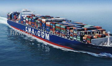 Shipping logistic agency for containers from Shanghai/Lianyungang/Nantong to Varna