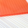 100% raw material 8mm lexan bayer pc plastic twin wall polycarbonate sheets