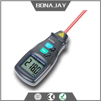 2 In1 Digital Laser Photo Non-contact Tachometer Meter 99,999 Rpm Tester  Measurer - Buy Engine Rpm Tachometer,Digital Tachometer Dt-2234c,Portable