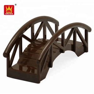wange mini parts funny blocks for arch bridge