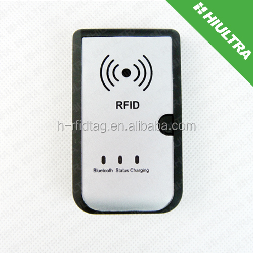 HOT! 125Khz LF EM4200 ID Mini Bluetooth RFID Reader