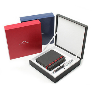 A collezioni Mini notebook and ball pen promotional corporate Gift
