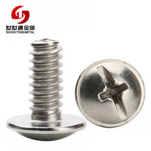 China Screw Fastener Factory Aircraft Stainless Steel Machine Screw Cap