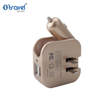 2016 new original factory price for tablet PC/cell phone double usb outlet car charger