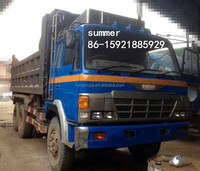 10 Wheelers Fuso Dump Truck - Buy 25 Ton Dump Truck,Mitsubishi ...
