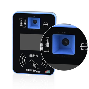 Rakinda usb bus rfid barcode scanner nfc smart card reader