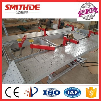 Auto Body Frame Rack With Second Lifting Strong Body Buy