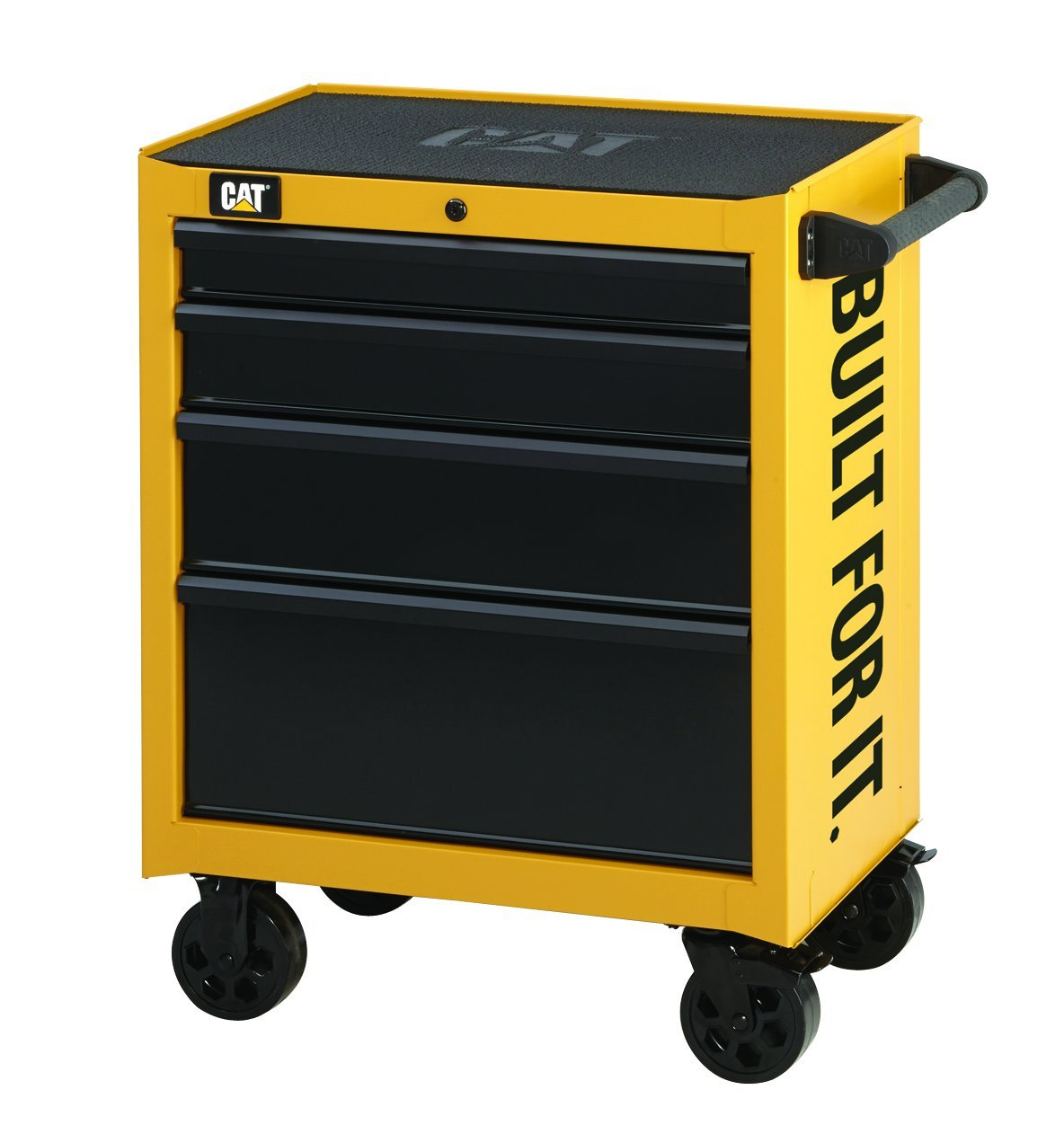 """Cat CAT2-IND2604CA 4-Drawer Industrial Rolling Tool Cabinet, 26"""" W"""