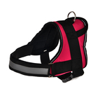 Red chain dog harness vest manufacturers petstar