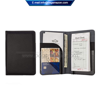 Premium Waitress Server Book Waiter Book Restaurant Waiter Order Book Server Pads OEM Factory