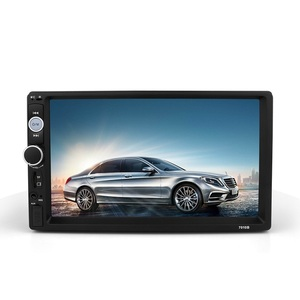 Popular Car Dynamic Modern Player System HD1080P Touch Screen Car Stereo MP5 Player with Mirror Link