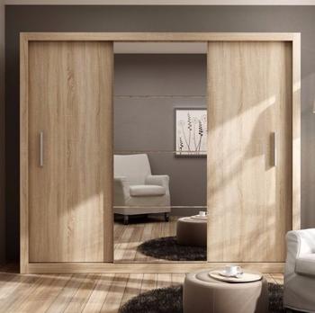 Hot Sale Bedroom Furniture Wooden Almari Image Designs In Bedroom