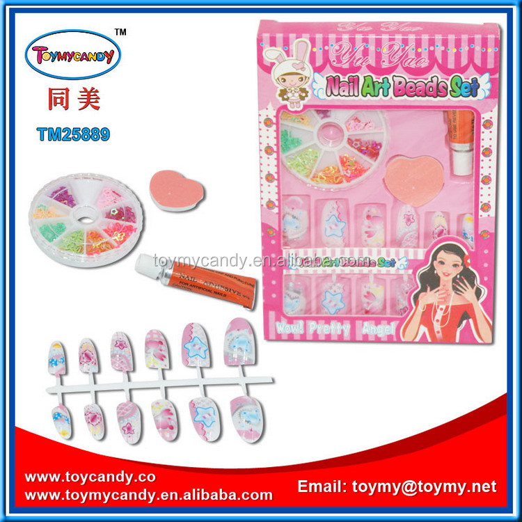 New Kids Toys For 2014 China Manufacturer Kid Toy Nail Art Beads Set ...