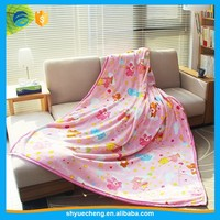 Fashion Cheap Custom Printed Coral Fleece Blanket,Cheap Fleece Blankets In Bulk,Micro Plush Fleece Blanket