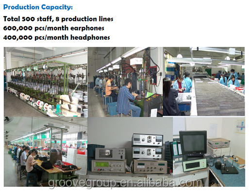 aviation headphone airline product earphone for Economy Class passenger