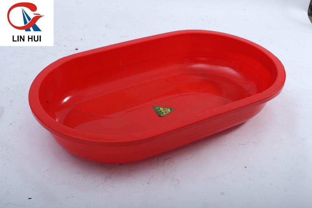 Completare la dimensione economica di plastica pe vasca da bagno portatile/mini vasca di ...