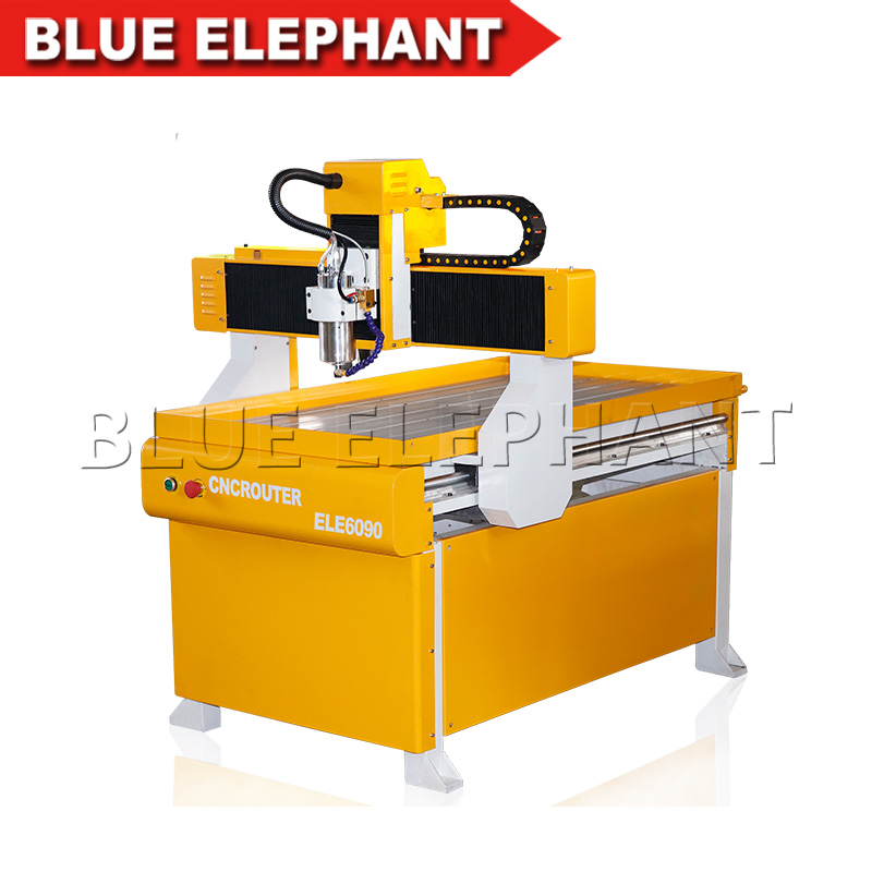 Blue Elephant 6090 Mini Cnc Router Wood Small Woodworking Machinery Used For Mdf Cutting Buy 6090 Mini Cnc Router Wood Cnc Router Small Guangzhou