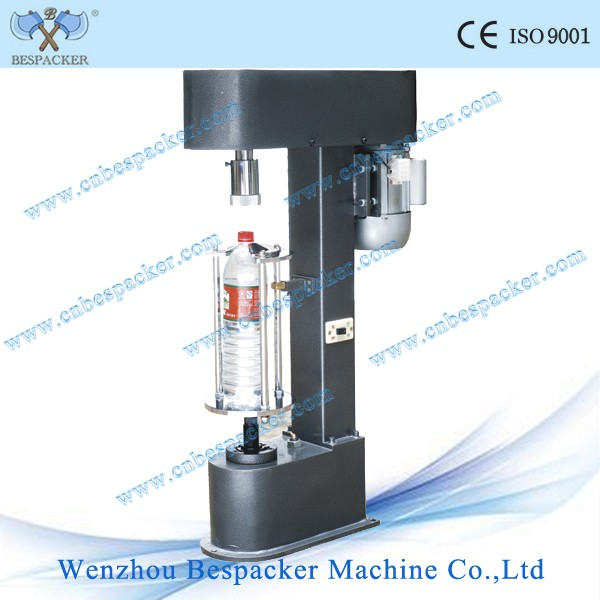 DK-50/Z Manual Water Glass Plastic Cover Bottle Capping Machine