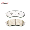 HOT Sale Korea Automobile Front Disc Brake Pad For HYUNDAI