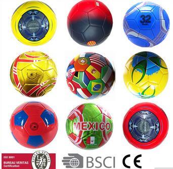 Ampliar la imagen muestra gratis 2016 bajo precio fútbol balón de fútbol  con logotipo personalizado 8ee2029c2afde