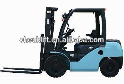 2 ton-3 ton dual energy forklift truck--new F series