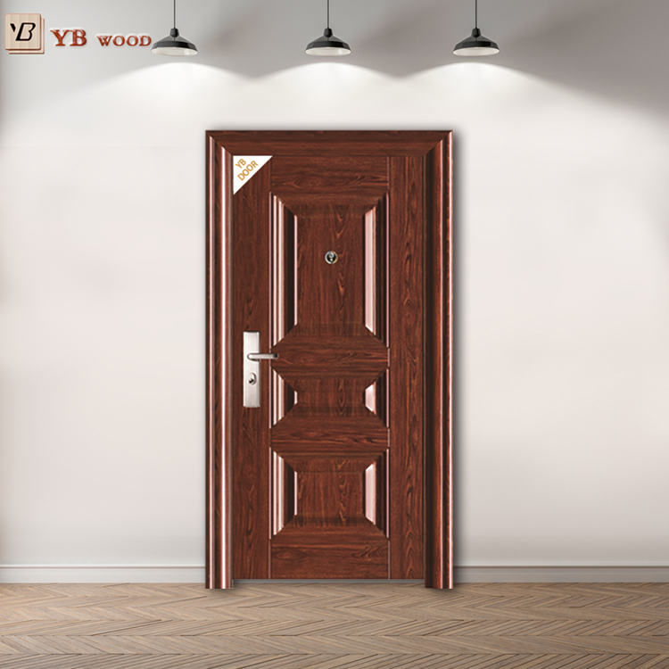 Chinese Manufacturer Factory Price Smooth Home Security Door Malaysia  Stainless Steel Security Doors Ybsd-336 - Buy Home Door Security,Security  Door
