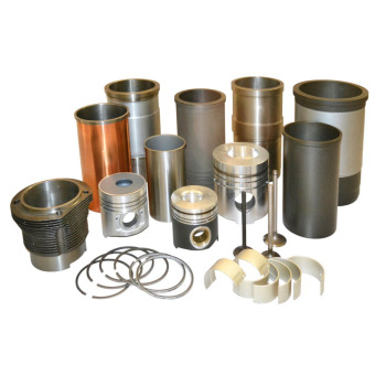 PISTON RING SET CYLINDER LINER PISTON ASSY FOR TRUCK ENGINE PARTS