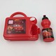 Custom Plastic Bento Kids Lunch Box With Water Bottle